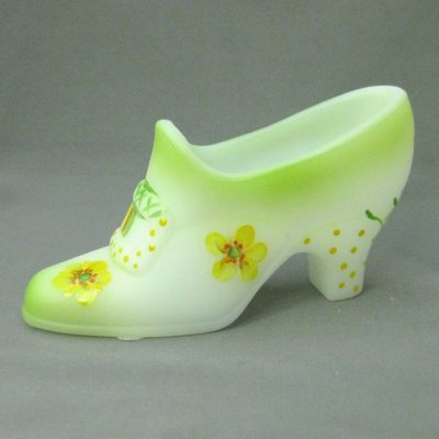 Opal Satin HP Slipper 4""